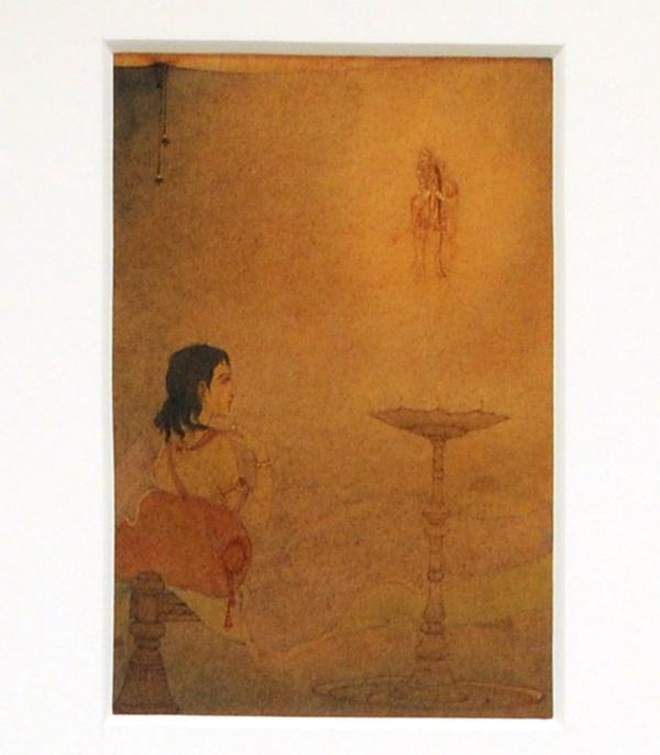 Nandlal Bose's works
