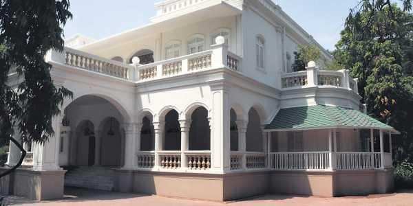 The Lalbhai Ancestral House