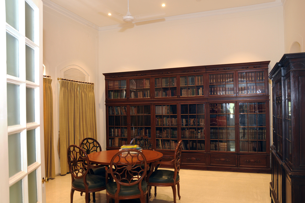 The Lalbhai family_s library